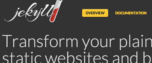 How to Redesign a Website in a Week With Jekyll